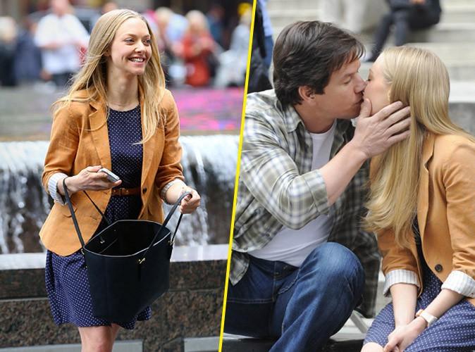 Amanda Seyfried et Mark Wahlberg : bonne humeur sur le tournage de
