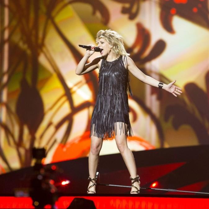 Amandine Bourgeois, Suède, 17 mai 2013.