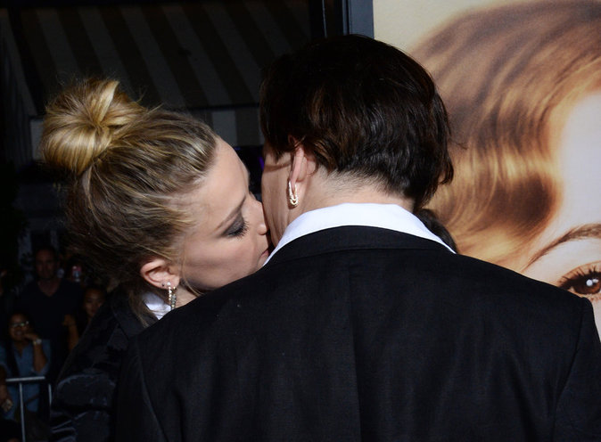 Photos : Amber Heard et Johnny Depp : bons baisers de L.A. !
