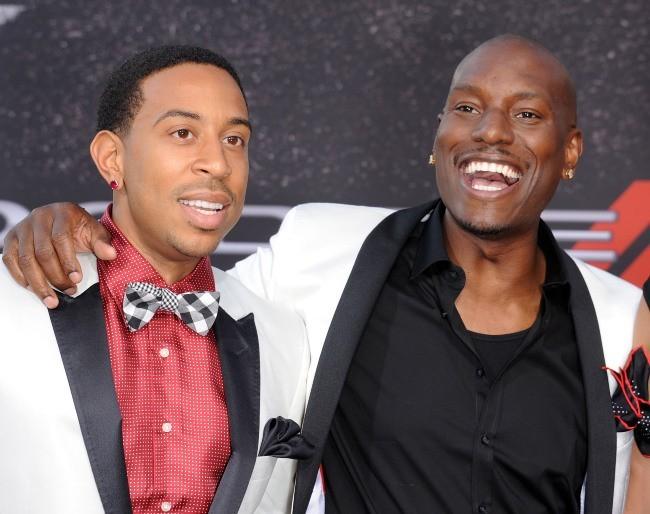 Ludacris et Tyrese, deux super potes