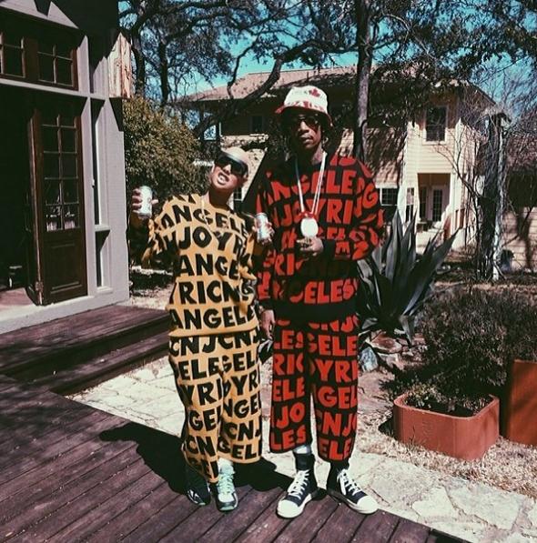 Photos : Amber Rose et Wiz Khalifa : telle épouse, tel mari !