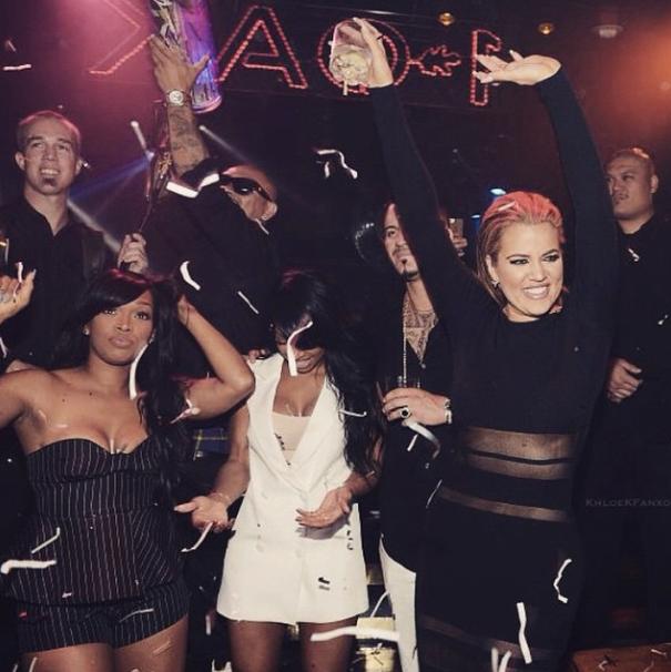 Khloe Kardashian le 23 mai 2015