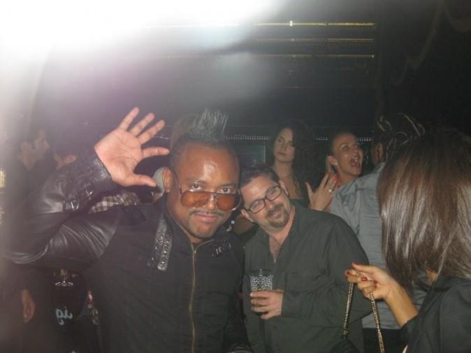 Apl.de.ap des Black Eyed Peas au VIP Room Theater, le 24 juin 2011.