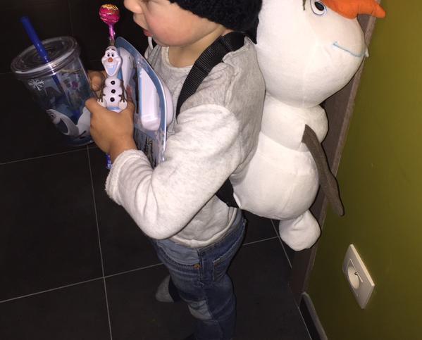 Amélie Neten : son fils Hugo fête ses 3 ans !