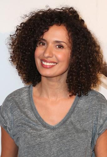 Amelle Chahbi à Paris le 26 mai 2014
