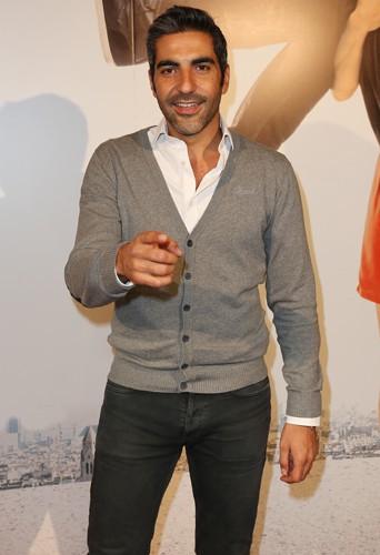 Ary Abittan à Paris le 26 mai 2014