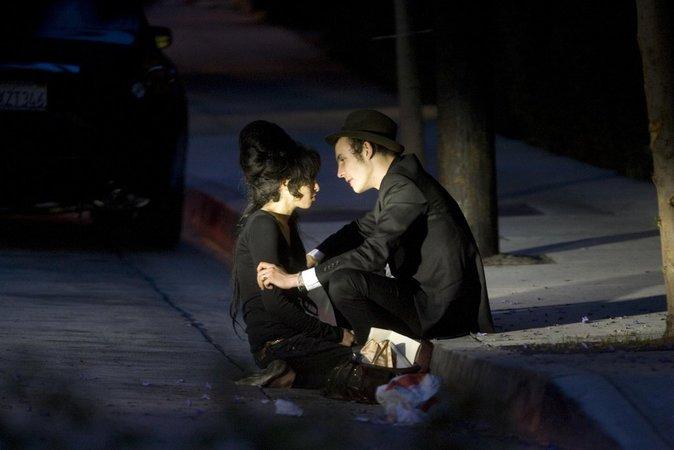 Amy Winehouse a avoué frapper Blake Fielder-Civil quand elle était ivre