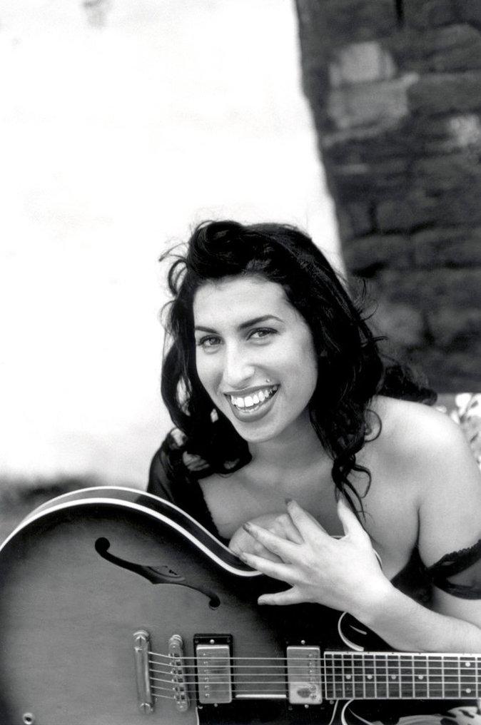 Amy Winehouse était aussi compositrice et interprète