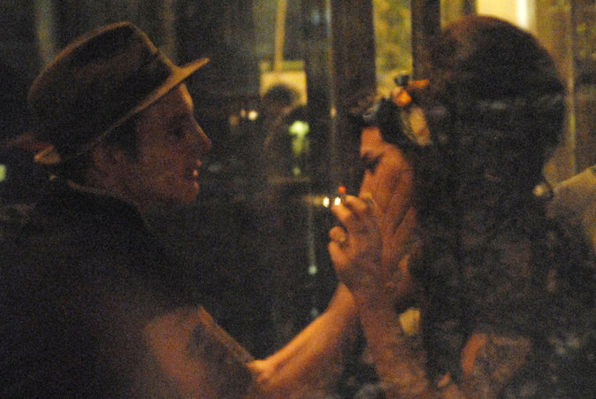 Amy Winehouse se bagarrait avec Blake Fielder-Civil