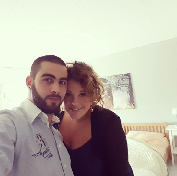 Photos : Ana Ka (The Voice 5) : découvrez Nedjim, le beau gosse qui la rend heureuse !