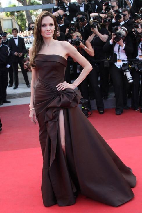 A Cannes, en 2011, elle n'a plus rien à prouver...