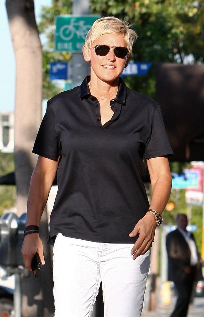Ellen DeGeneres, 47ème femme la plus puissante au monde