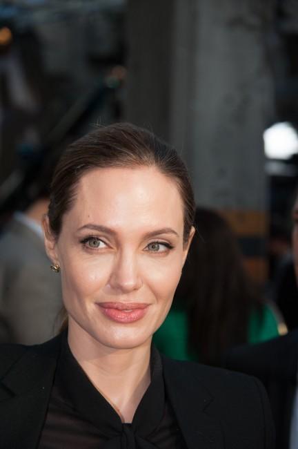 Angelina Jolie le 3 juin 2013 à Paris