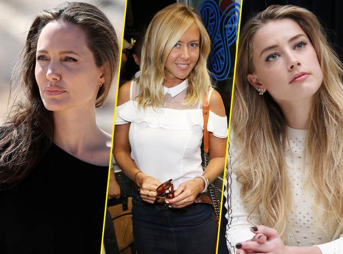 Photos : Angelina Jolie, Enora Malagré, Amber Heard : ces célébrités qui assument leur bisexualité !