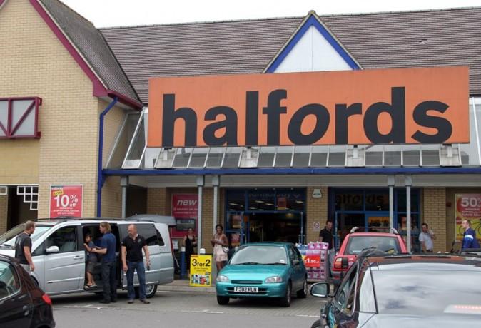 Un supermarché tout ce qu'il y a de plus banal ...