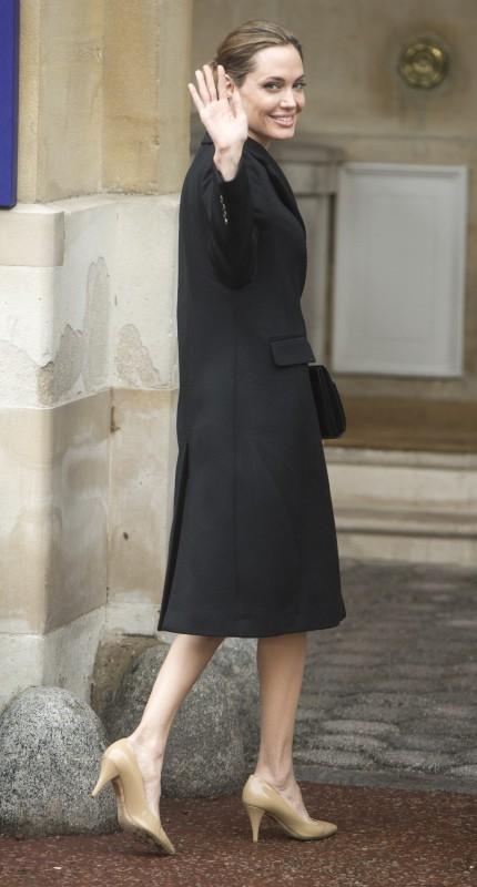 Angelina Jolie, trop maigre ?