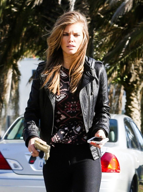 AnnaLynne McCord le 22 février 2013 à Santa Monica
