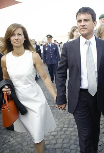 Photos : Anne Gravoin : qui est la femme de Manuel Valls ?
