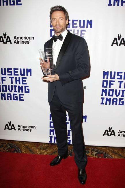 Hugh Jackman le 11 décembre 2012 à New York