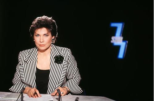 Anne Sinclair en 1989