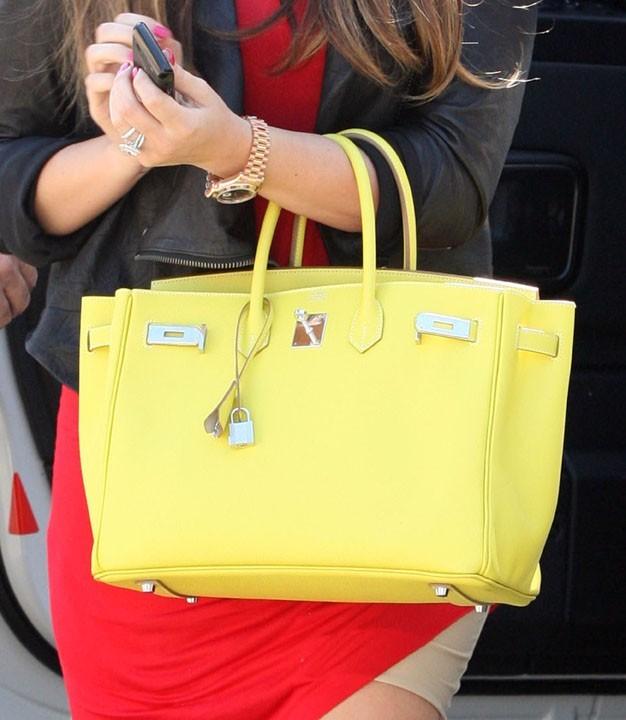 Khloe Kardashian : son secret beauté n'est pas vraiment glam' !
