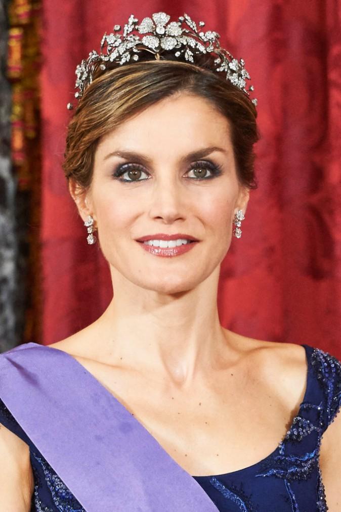 Letizia d'Espagne et sa robe digne de Cendrillon !