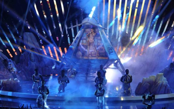 Ariana Grande : 4 tenues pour une seule et même soirée, les MTV Video Music Awards !