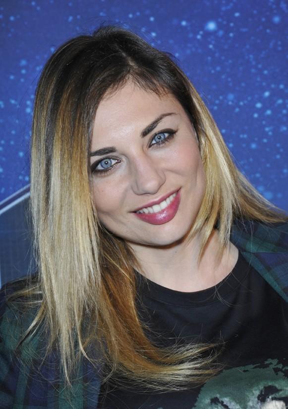 Ariane Brodier pour les 30 ans d'Axe à Paris le 10 janvier 2013