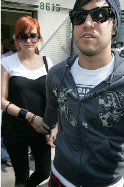 Pete était toujours très protecteur envers Ashlee...
