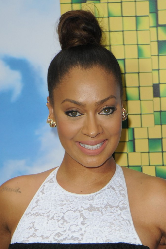 La La Anthony le 18 juillet 2015