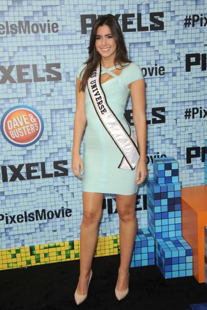 Paulina Vega le 18 juillet 2015