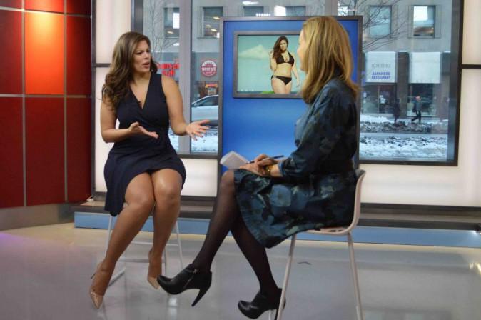 Ashley Graham : ravissante pour présenter sa collection de lingerie !