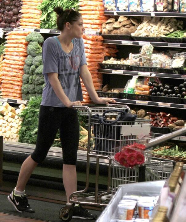 Enfin, ce n'est pas les légumes qui vont lui reprocher son manque de glamour