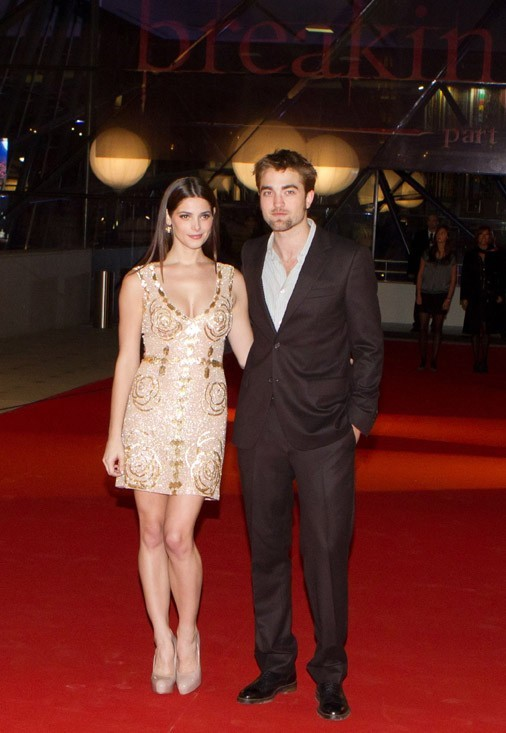 Ashley Greene et Robert Pattinson sur le tapis rouge de Bruxelles !