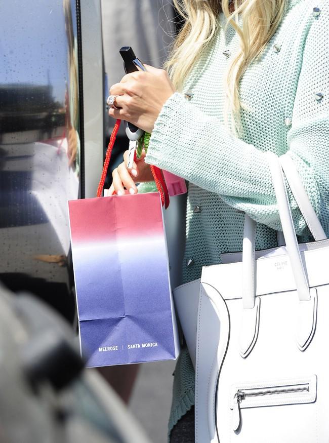 Ashley Tisdale à West Hollywood le 13 août 2013