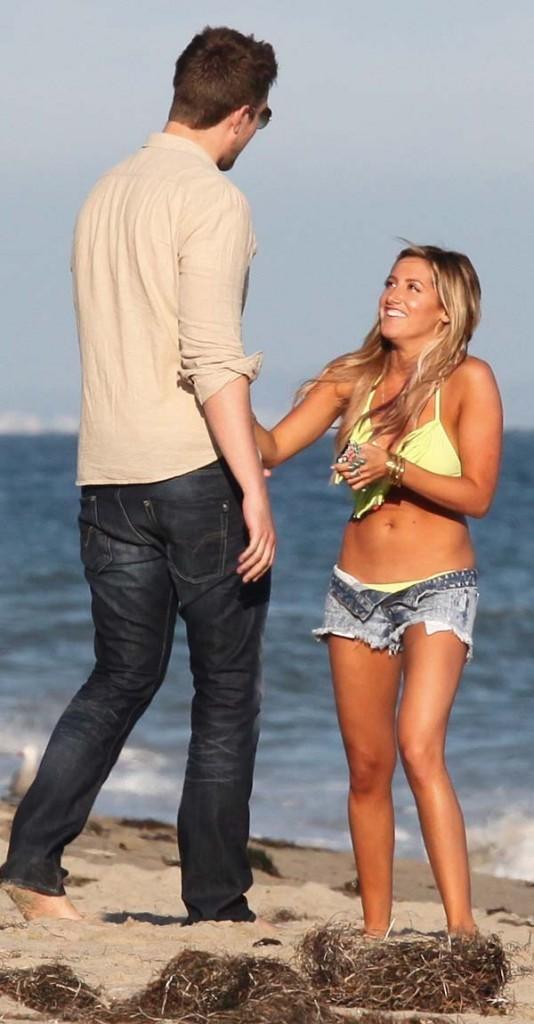 Ashley Tisdale fêtait ses 27 ans hier, lundi 2 juillet 2012