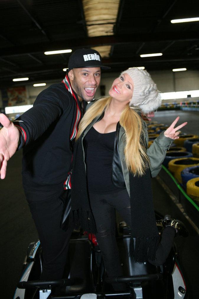 Tatiana et Xavier