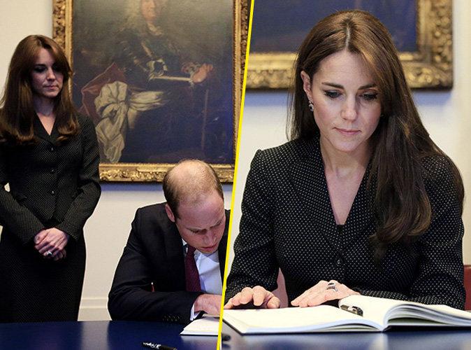 Kate Middleton et le prince William le 17 novembre 2015