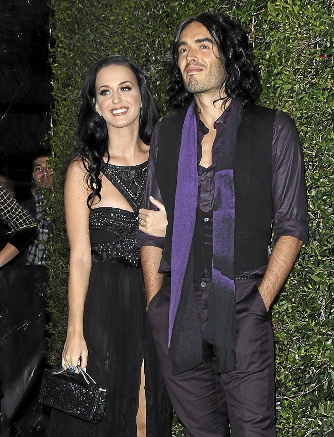 Russell Brand : un vrai goujat avec Katy Perry !