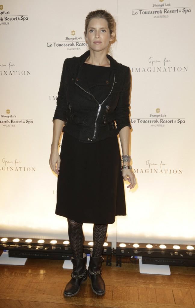 Alice Taglioni à Paris le 22 sseptembre 2015