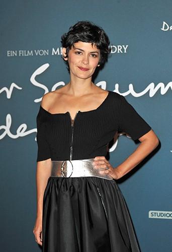 Audrey Tautou à Berlin le 17 septembre 2013