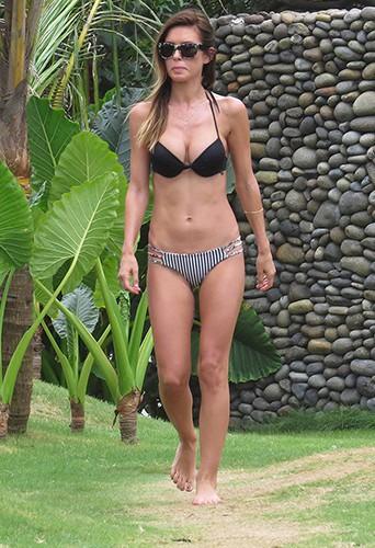 Audrina Patridge à Bali le 20 juin 2014