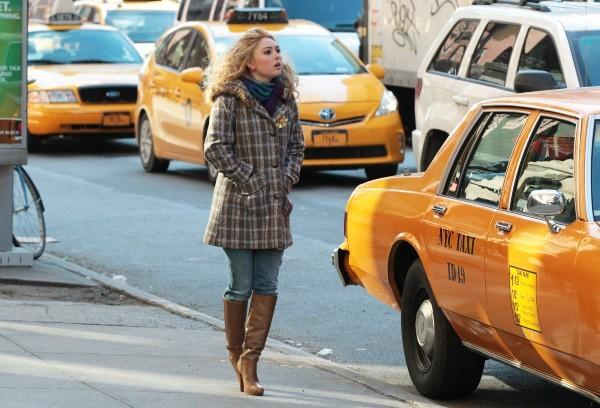 AnnaSophia Robb le 22 janvier 2013 à New York
