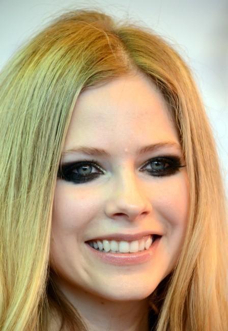 Avril Lavigne, Carson, 11 mai 2013.