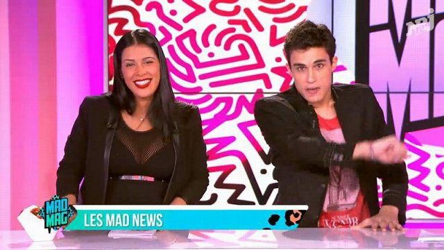 Photos : Ayem reprend le contrôle du Mad Mag, retour sur l'histoire du clash Martial / Ayem !