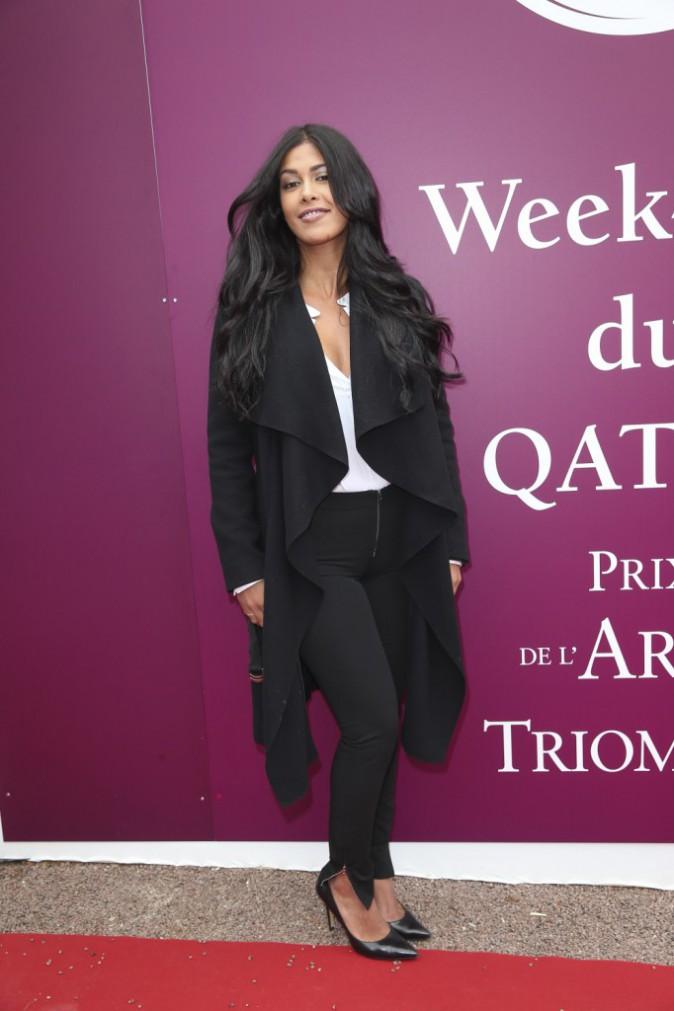Photos : Ayem : une beauté casual-chic pour le plus grand rendez-vous hippique !
