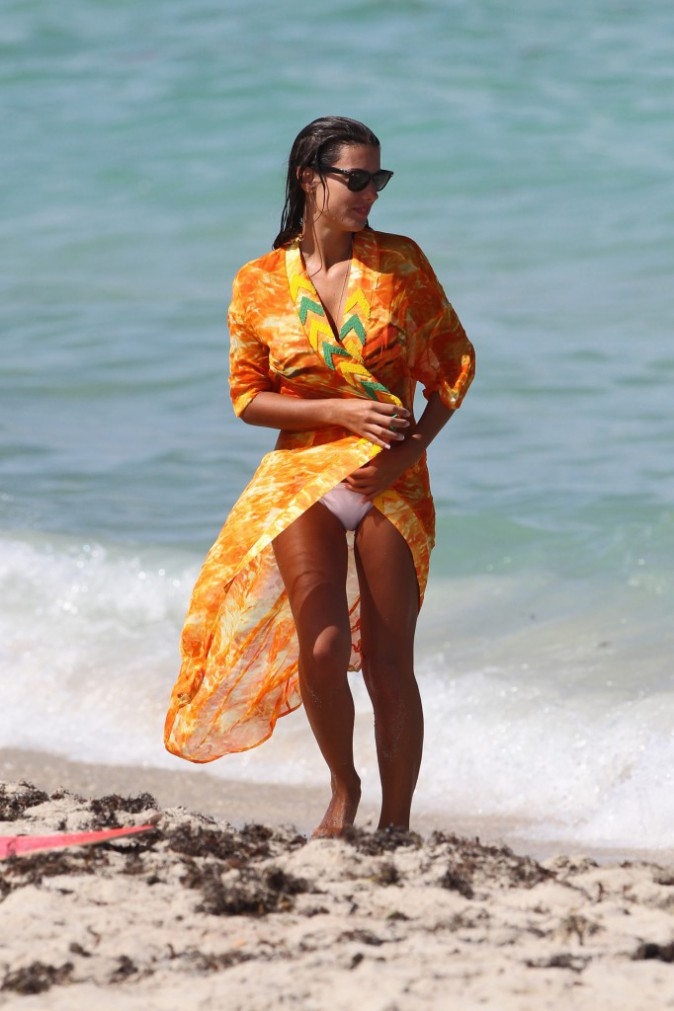 Photos : Bacary et Ludivine Sagna : alerte au couple hot et sexy à Miami !