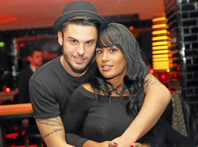 Baptiste Giabiconi et son ex-girlfriedn Sarah !