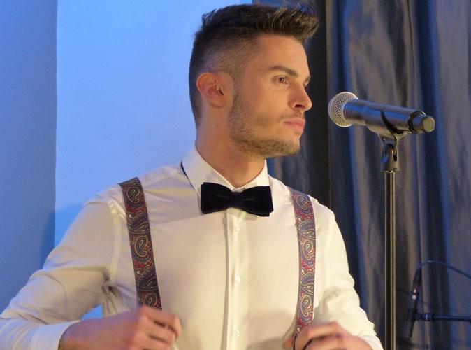 Baptiste Giabiconi : en concert privé pour dévoiler quelques titres de son nouvel album, Public y était !