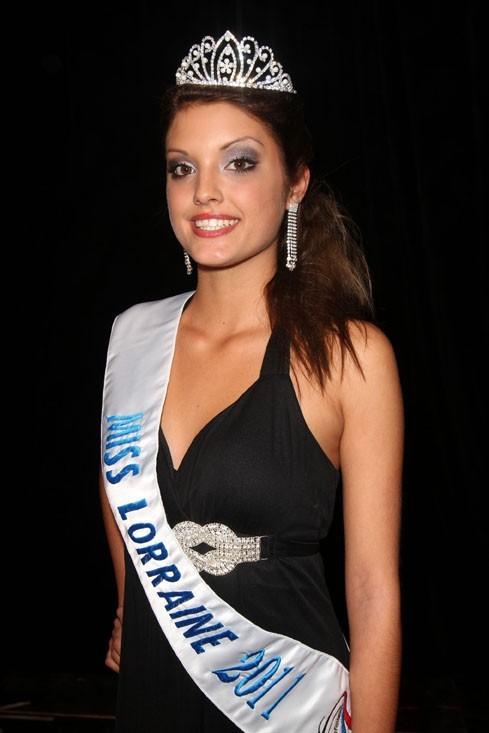 Alison Chaurand, Miss Lorraine 2011